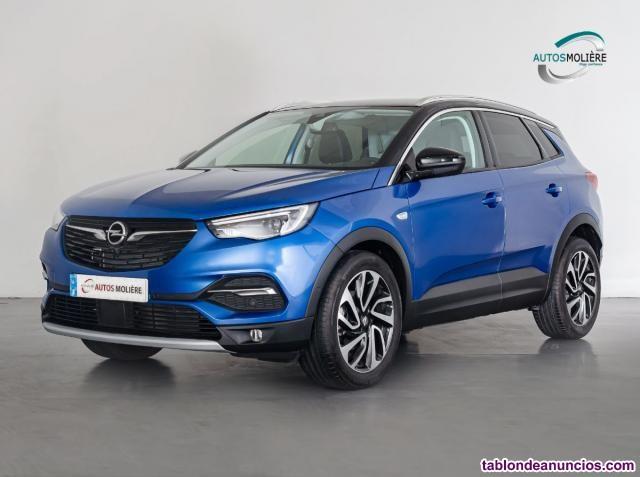 Opel grandland x 1.6 turbo ultimate auto 180cv