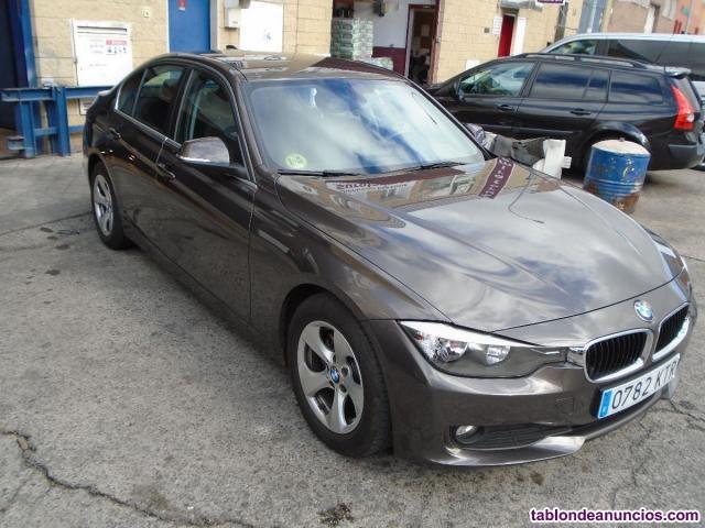 BMW Serie 3 320d Efficientdynamics Edition Berlina Aut.