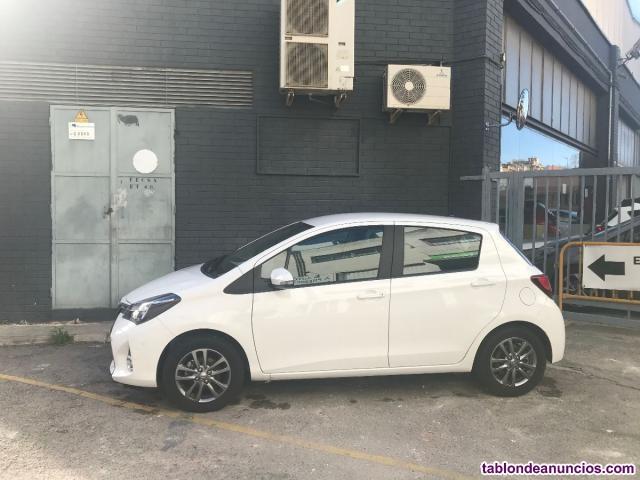 Toyota yaris 5p 100 multidrive advance