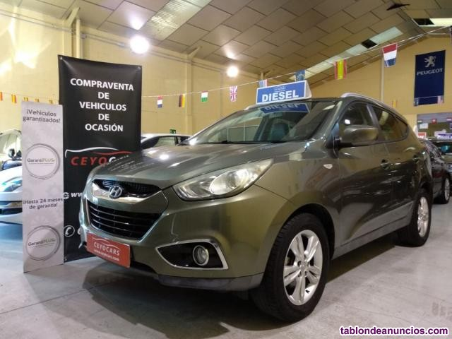 Hyundai Ix35 1.7 Crdi 115 CV 4X2 Comfort