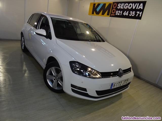 Volkswagen Golf 1.6TDI CR BMT Advance DSG 110