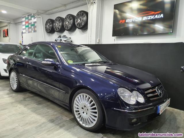 Mercedes clase clk 320 cdi