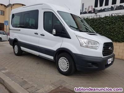 Ford Transit FT 330 L2 Kombi Trend 125 9Plazas IVA Garantía
