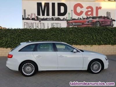 Audi a4 avant 2.0 tdi 177 quattro s line edition iva incl.