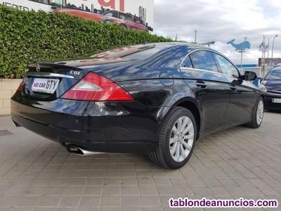 Mercedes-Benz CLS 350CDI Aut. Libro Garantía Nacional