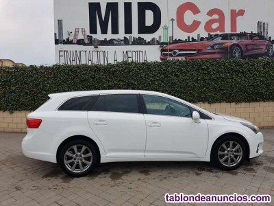 Toyota Avensis CS 120D Advance CS Garantía IVA Incl. 1ºDue