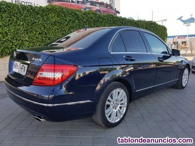 Mercedes-Benz C 350 Avantgarde 4M 7G Plus Libro Garantía IVA Incl.