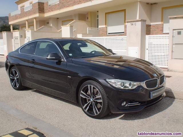 Bmw - !! 435d xd  coupe automatico