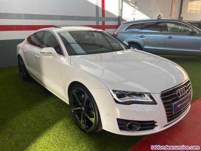 Audi a7 sportback 3.0tdi quattro tiptronic 245