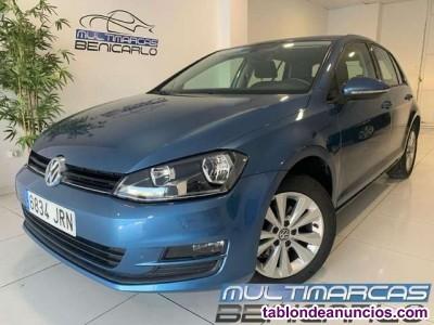 Volkswagen golf 1.2 tsi bmt special edition 110 desde 220euros/mes