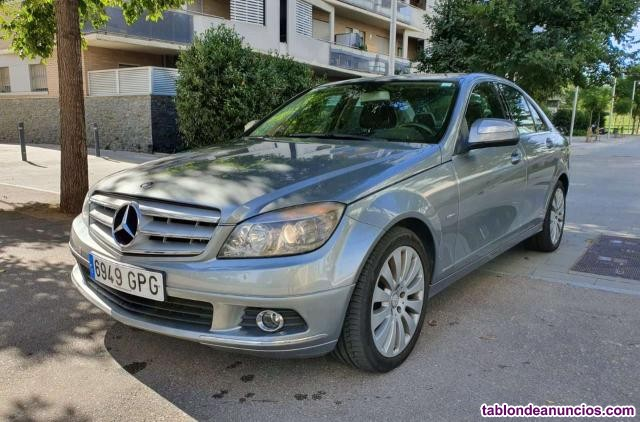Mercedes-benz c 320 cdi avantgarde 7g