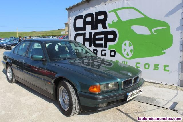 BMW Serie 7 725Tds 2.5 TD 143cv