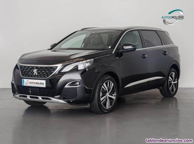 Peugeot 5008 gt line 1.2 puretech 130 s&s