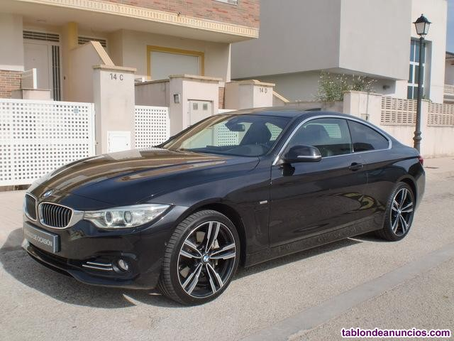 Bmw - *  serie 4  435d - xd  coupe
