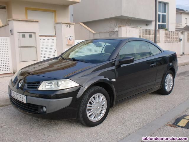 Renault - ·# megane  2. 0i coupe cabrio