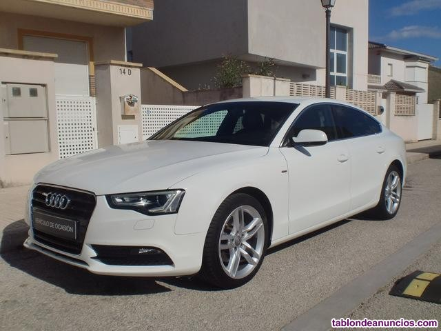 Audi - · a5  sportback  2. 0 tdi