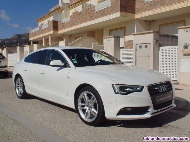 Audi - *  a5  sportback  2. 0 tdi
