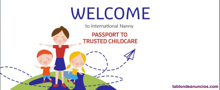 Full time english speaking nanny
