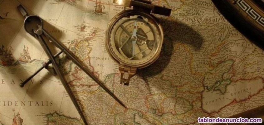 Temario propio y original de geografía e historia