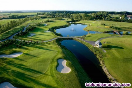 Bungalow en sierra golf