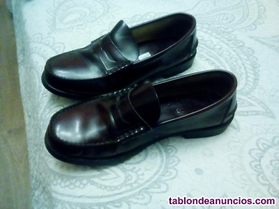 Zapatos de caballero talla 45  sin usar