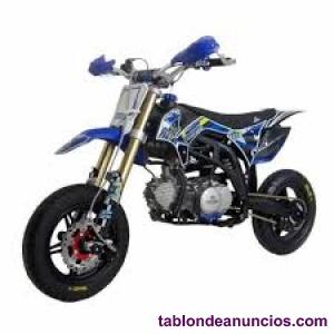 Pit bike supermotard malcor nuevas