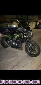 Se vende Kawasaki z900 2017