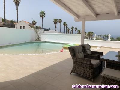 Villa independiente en venta San Eugenio Alto Costa Adeje Tenerife Sur