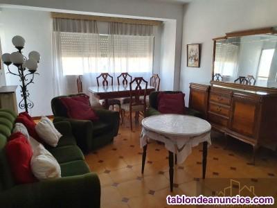 Piso, 90 m2, 3 dormitorios, 1 baños, buen estado,