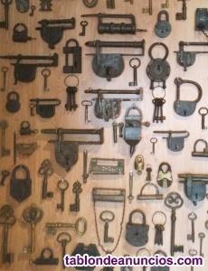 Candados y llaves