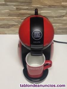 Cafetera Nescafé Dolce Gusto KRUPS Roja