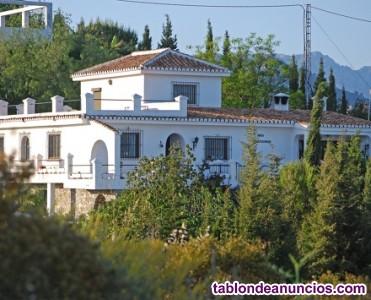Los Mastranzos, casa rural de vacaciones en Almuñecar