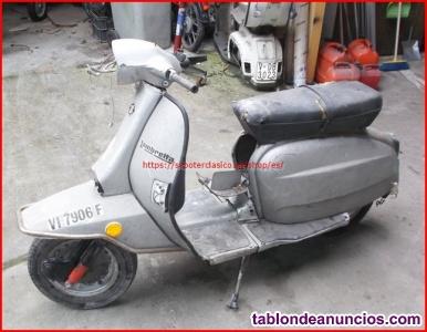 Vendo Lambretta Lince 200