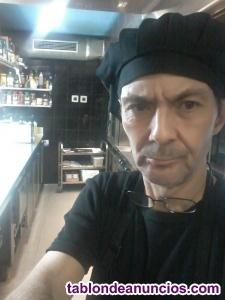 Busco empleo ayudante de cocina con exp