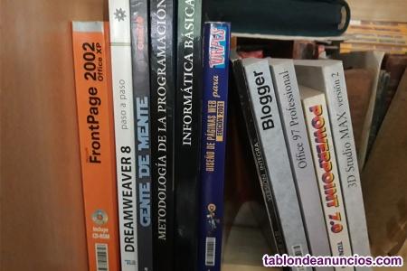 Libros de informàtica
