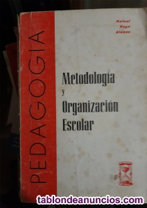 Libros magisterio antiguos plan 1957