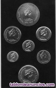 Monedas de canada del año 1977
