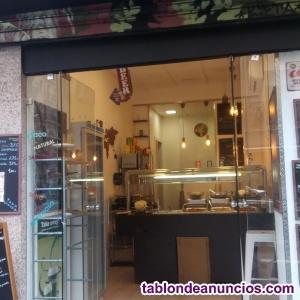 Traspaso de tienda de comida para llevar y más en Moncloa