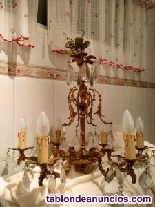 Lámpara antigüa