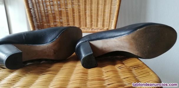 Zapatos de tacón clarks
