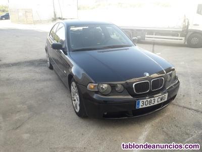 Vendo BMW 316M Kit M por dentro y por fuera