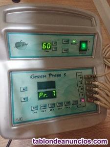 Maquina de presoterapia