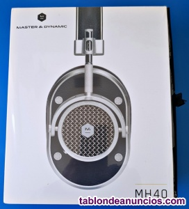 Auriculares master & dynamic