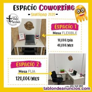 Coworking tu espacio de trabajo
