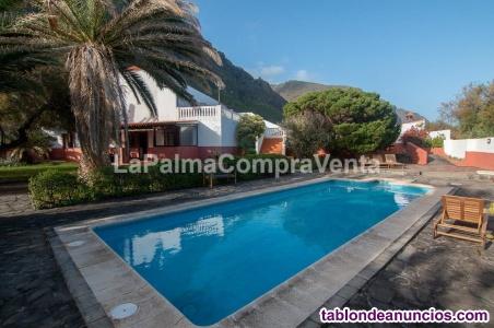 ID-397   Pequeño resort formado por 4 apartamentos que comparten zonas comunes c