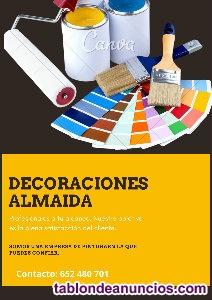 Pintores en Toledo y Madrid.