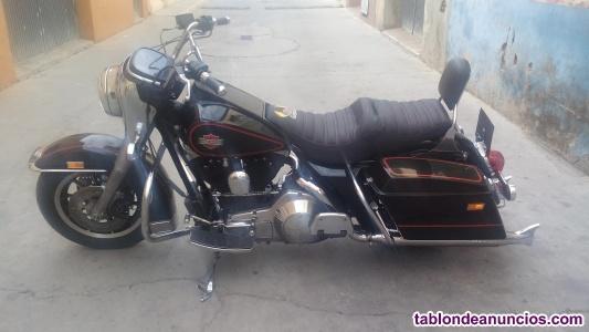 Harley davidson - electra glide sport