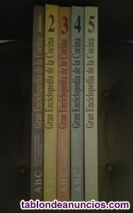 Enciclopedia abc de la cocina 5 tomos
