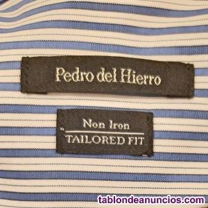 Camisa de hombre rayas pedro del hierro