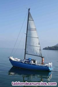 Vendo excelente velero